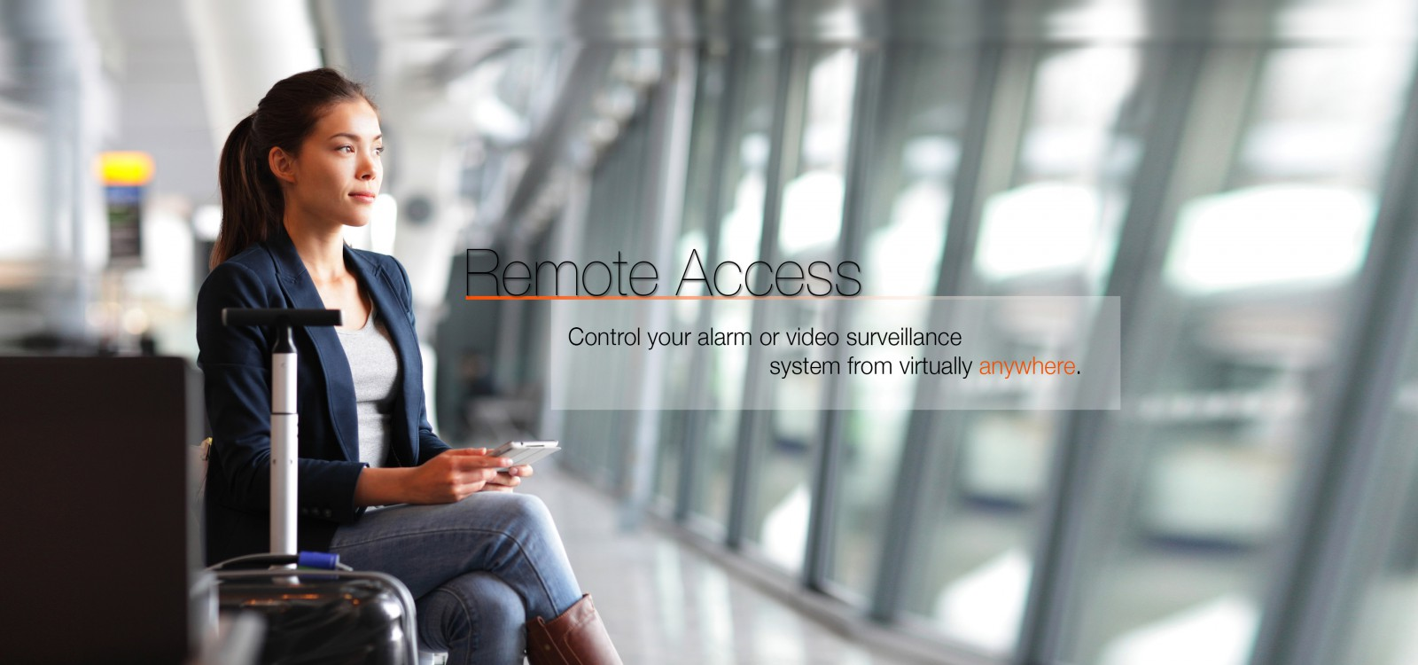 Remote access Ambit Security Systems