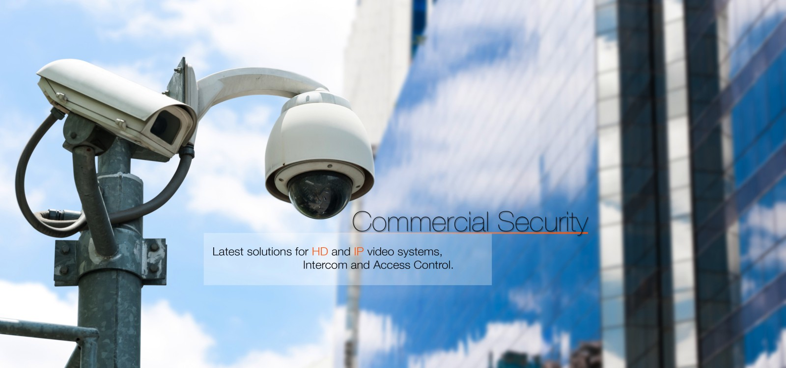 HD cameras CCTV Ambit Security Systems
