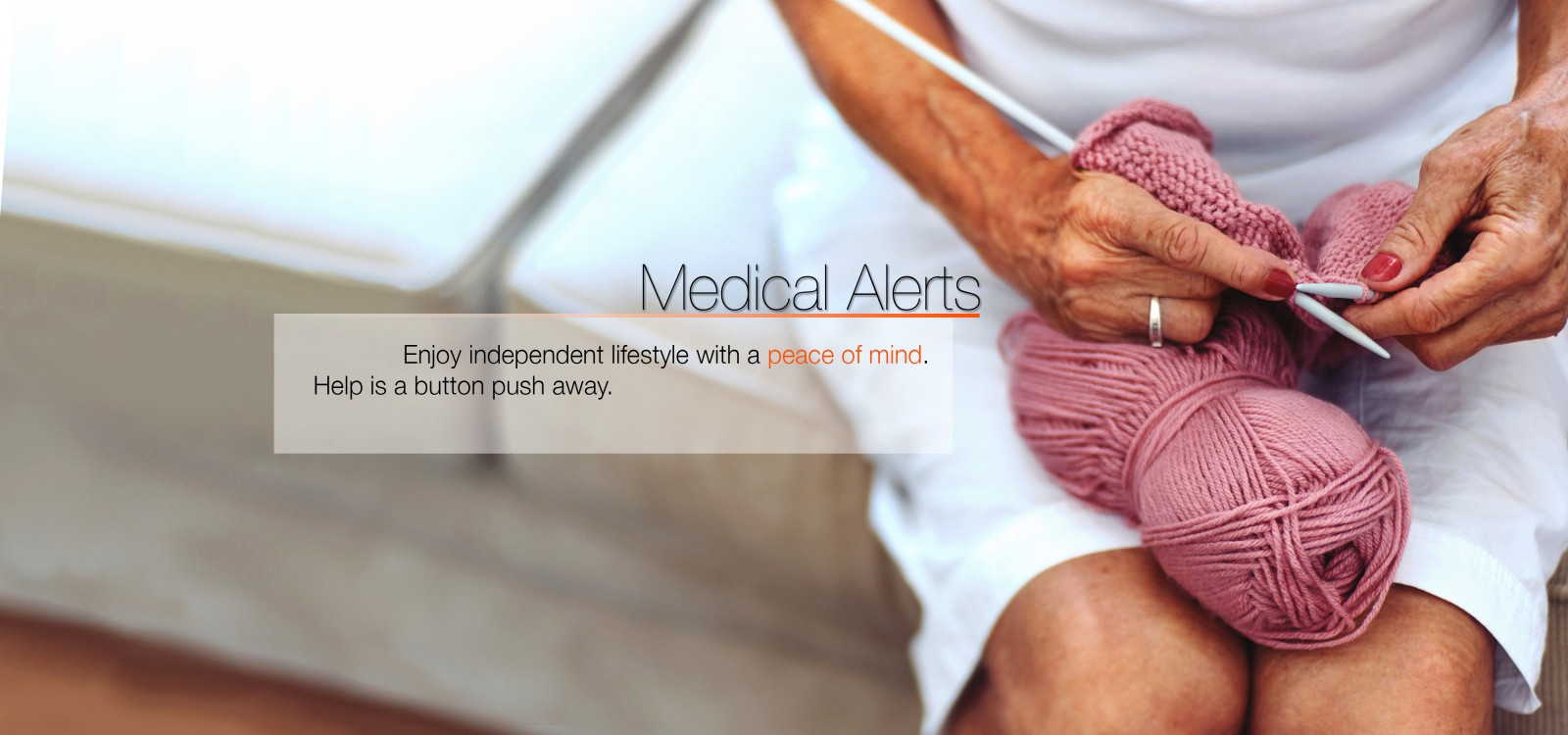 Medical alerts and monitoring Ambit Security Systems